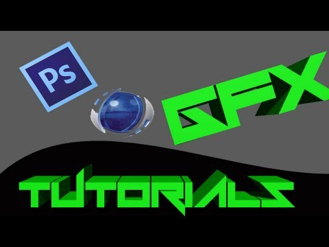 Photoshop Tutorial : How to create a Clan Logo ( Commentary ) thumbnail