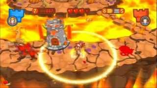 Fat Princess - Random Multiplayer Gameplay HD
