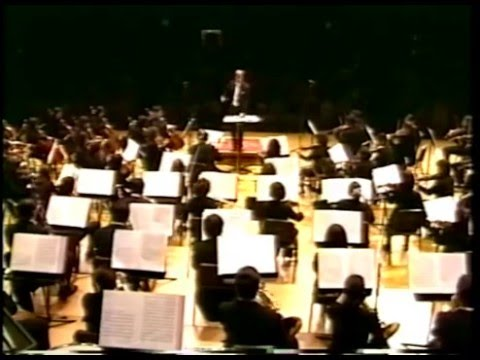 "PIOTR BORKOWSKI  conducts A. KHACHATURYAN - ""LEZGINKA"" from ballet Gayaneh"