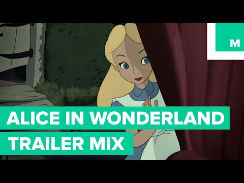 Disney's Alice in Wonderland as a Horror Movie Is Absolutely Chilling
