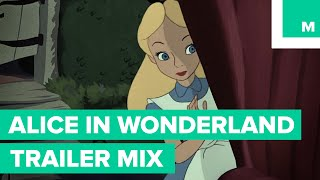 'Alice in Wonderland' as a Horror Movie   Trailer Mix