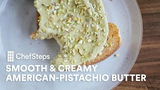 Love Nutella? Our Smooth & Creamy Pistachio Butter Will Blow Your Mind.