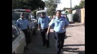 Policía de Sébaco detiene a Sujeto quien presuntamente Robo Camioneta Hondureña