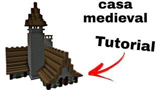 Casa Medieval Minecraft Tutorial 6