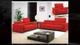 Los Angeles Modern Sofa Sets | (866)397-0933 Lafurniturestore.com