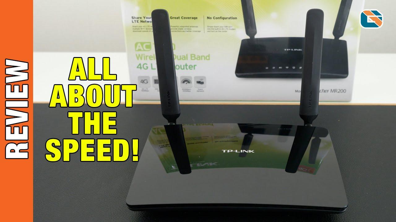 Tp link ac750 archer mr200 wireless dual band 4g lte router review tp link ac750 archer mr200 wireless dual band 4g lte router review youtube greentooth Images