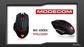Modecom Volcano MC-GMX4 - Test niedrogiej myszki optycznej