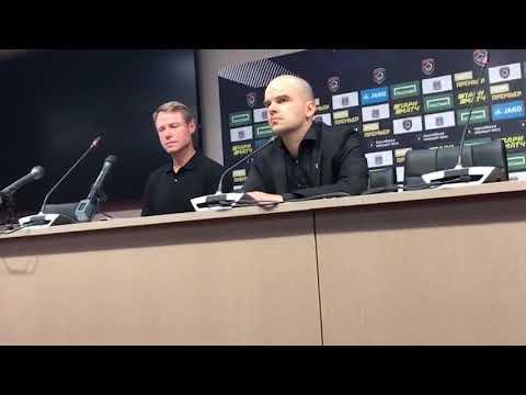 «Тамбов» - «Спартак»: Кононов отвечает на вопрос об отставке