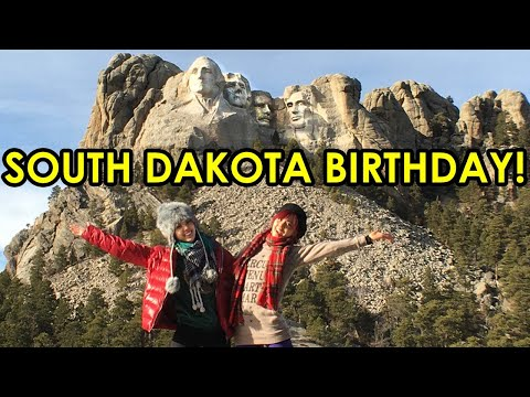 South Dakota Birthday Trip!