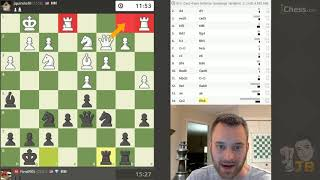 Climbing the Rating Ladder vs. jquirote10 (1564)