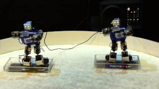 Роботы танцуют под PSY- Gangnam Style(, 2015-01-28T12:46:02.000Z)