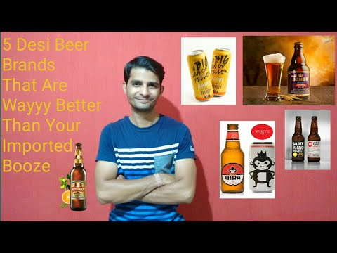 5 Desi Beer Brands That Are Wayyy Better Than Your Imported Booze