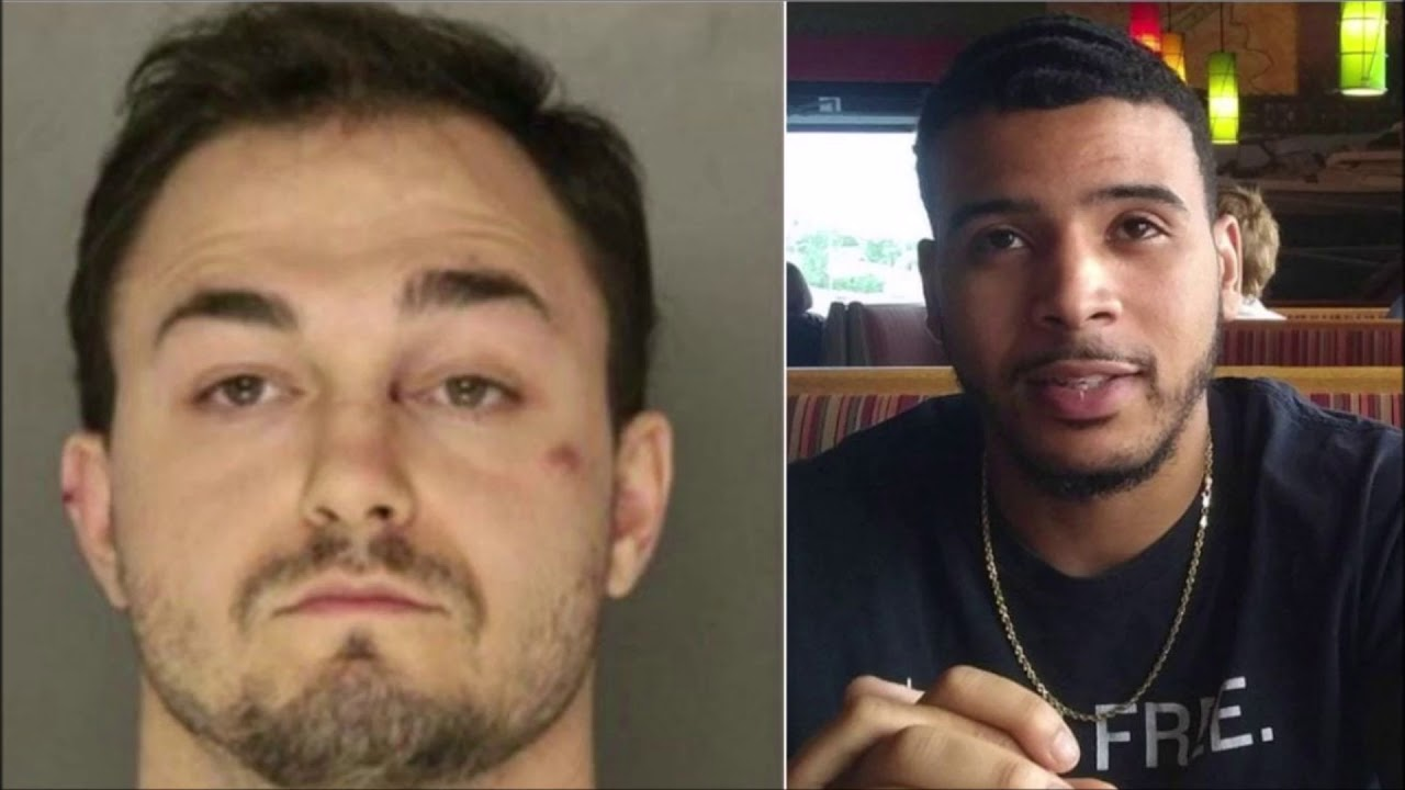 White Man Sees How Many TImes He Can Say N Word; Kills Black Man & Asks Cops For A Ride Home