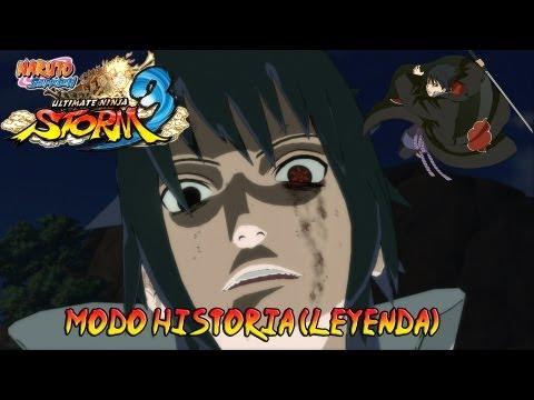 Naruto Shippuden: Ultimate Ninja Storm 3 Walkthrough + Full Burst - Parte 9 |Capitulo 2 Sasuke Vs Danzo ナルト - 疾風伝ナルティメットストーム3 Gameplay Español/Japanese Xbox360/PS3