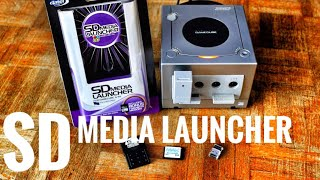 Gamecube - SD Media Launcher (ISO sur carte SD, Action Replay, Freeloader et homebrew)