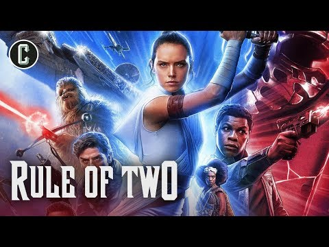 The Rise of Skywalker Spoiler Review - Rule of Two