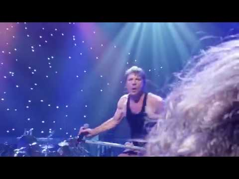 Blood Brothers | Iron Maiden Live @ Talking Stick Resort Arena, Phoenix, AZ (06/28/17)