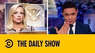 Trump's Firing Streak Breaks Records | The Daily Show with Trevor Noah