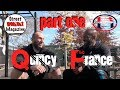 Street Workout Magazine EP12 - Quincy France Interview (Brotherhood Fitness) Part ONE