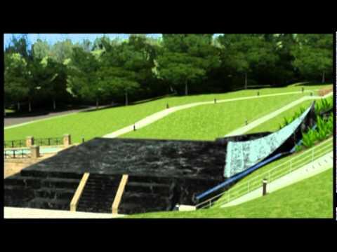 African American Cultural Garden Design Cleveland, Ohio VIDEO - YouTube