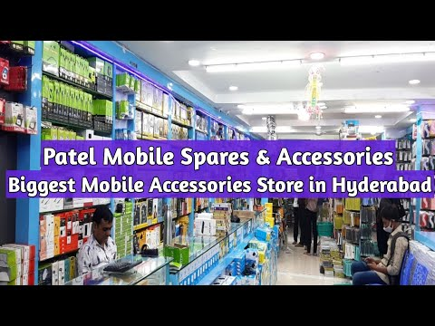 Mobile accessories Biggest Wholesaler in Hyderabad l All brands available
