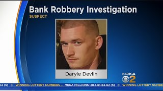 Police ID South Side Bank Robbery Suspect