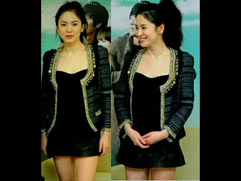 Song Hye Kyo ❤ BEAUTY goddess modest and so beautiful princess Song HYE KYO sweet moments