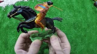 Мультик год про Солдатики игрушки игр как мультики большая война где много солдатиков Форт Техас 160