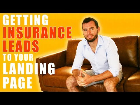 RETARGETING QUALITY INSURANCE LEADS To Your LANDING PAGE