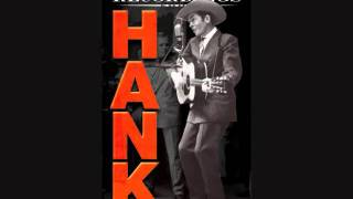 Hank Williams Sr - I