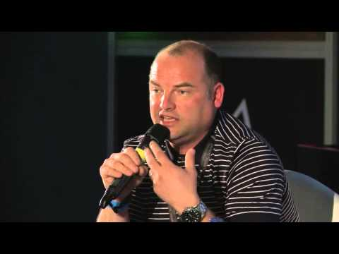 Miles Leonard (Parlophone / Warner Bros) - IMS 2014 - Keynote Interview