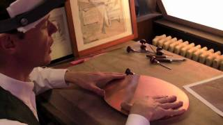 From Paper to Copper: The Engraver's Process