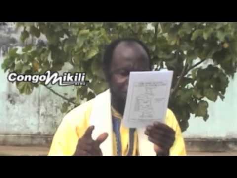 POINT DE PRESSE DE NE MUANDA NSEMI (Le pourquoi du BUNDU DIA KONGO ) Redif.