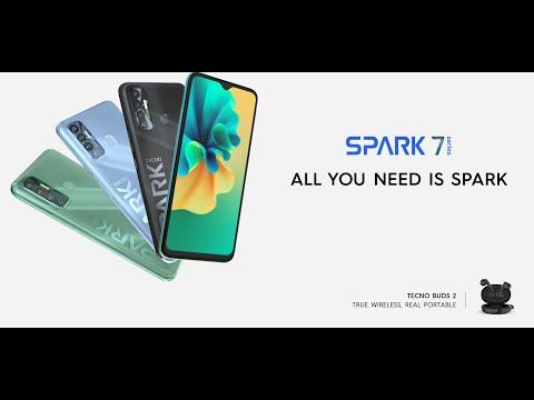Meet TECNO SPARK 7 Series