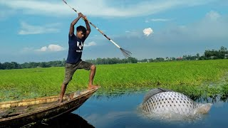 Best Bowfishing From Boat💖 Best Boat Fishing 2021💖Bamboo Crossbow Fishing Technique From Boat