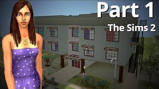 Let's Play - The Sims 2 - Part 1
