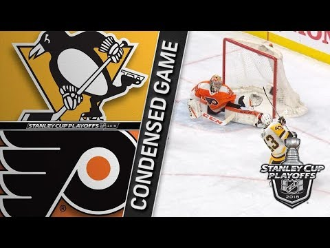 Pittsburgh Penguins vs Philadelphia Flyers R1, Gm6 apr 22, 2018 HIGHLIGHTS HD