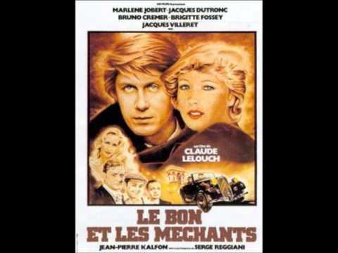 le bon et les mechants ( la ballade des bon ...  jacques dutronc 1976