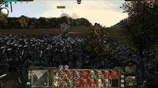 King Arthur 2:Dead Legions Battle Gameplay - Surge Of The Barbarian
