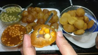 Suji Ke Or Aate Ke Crisp And Easy Golgappe Traditional Recipe