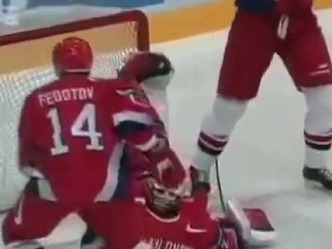 Czech-Russia, 10-May 1997, World Ice-Hockey Championship, Helsinky, Bronze Medal Game
