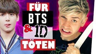 Wenn BTS und One Direction dein LEBEN sind! #KOMMENTOSTAS | Kostas Kind