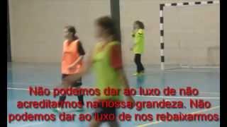 Vídeo motivacional União da Serra - Futsal Feminino