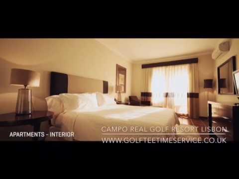 Campo Real Golf Resort Lisbon