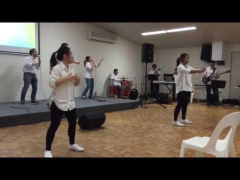 Hatiku Percaya True Worshippers Dance
