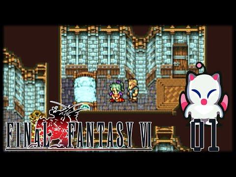 Final Fantasy VI - Cap.01 Una chica extraña