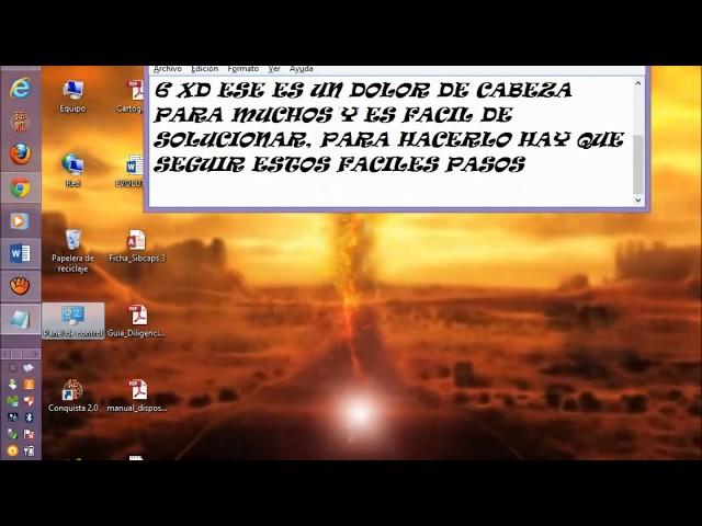 Como Configurar El Teclado C6nf5g4rar E3 Tec3ad6 Youtube