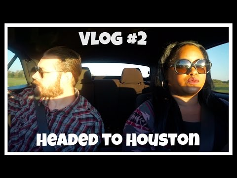 Moving To Houston  -  New House Tour Vlog 2