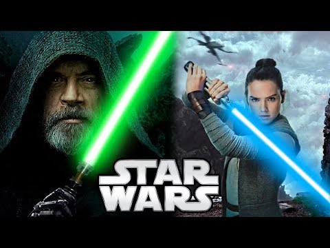 New Images of Luke Skywalker and Rey - Star Wars The Last Jedi News Explained