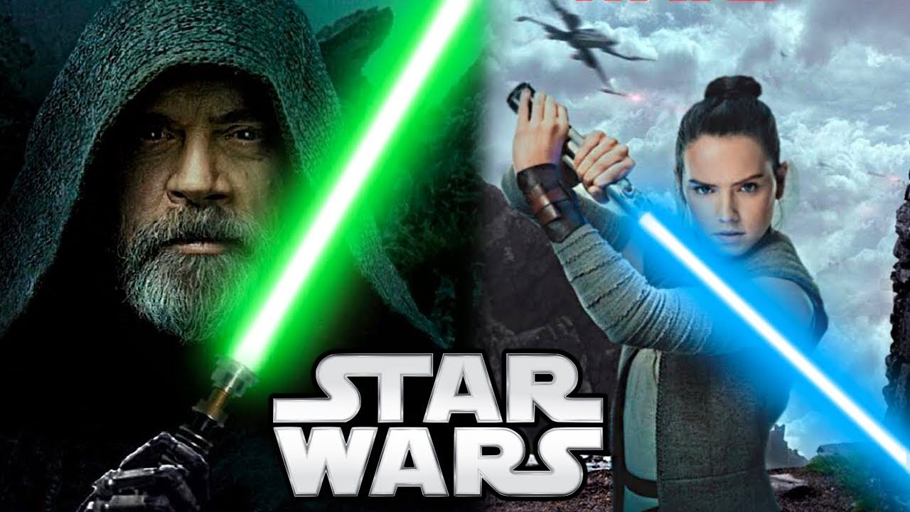 New Images Of Luke Skywalker And Rey Star Wars The Last Jedi